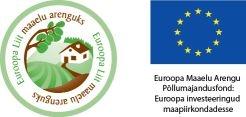 Eesti maaelu arengukava logo ja Euroopa Liit embleem