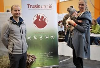Läti I kodulindude ja küülikute näitus