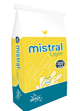 Mistral Layer, foto: https://www.olmix.com/animal-care/mistral-layer