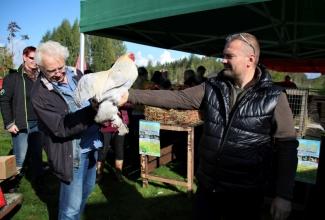 Esimene tõulindude näitus Nurmenuku talus