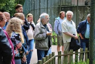 Tallinna loomaaia külastus, foto Estfarm